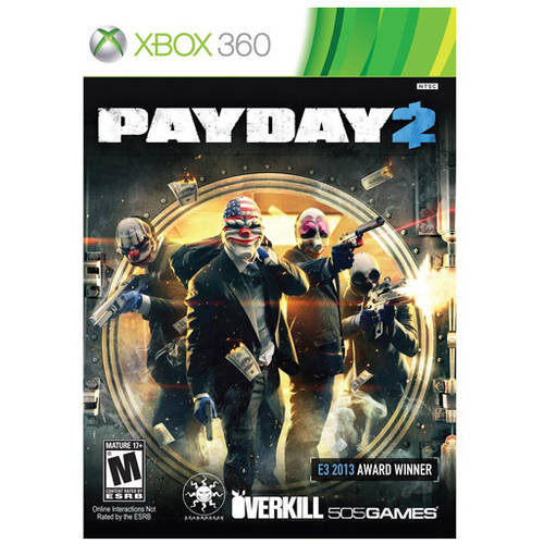 Payday 2 (Xbox 360) - Pre-Owned