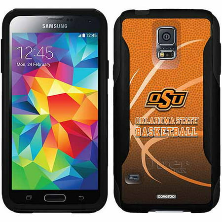 Oklahoma State Basketball Design on OtterBox Commuter Series Case for Samsung Galaxy S5
