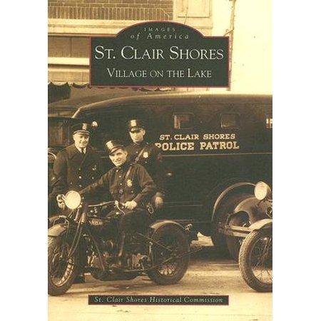 St. Clair Shores : Village on the - St Cloud Village