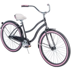 Huffy 26 Cranbrook Women S Cruiser Bike With Perfect Fit Frame