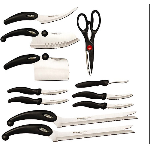 Miracle Blade III 11-Piece Knife Set