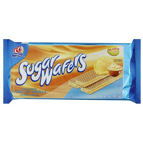 Generic Gamesa Vanilla Sugar Cookies, 6.7 Oz (pack Of 12)