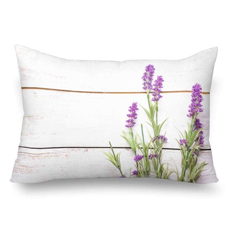 GCKG Lavender Wood Background Pillow Cases Pillowcase 20x30 inches - image 4 of 4