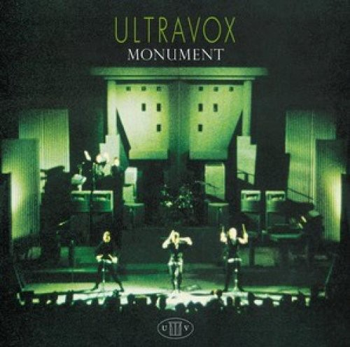 Ultravox - Monument-the Soundtrack [CD]