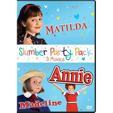 Annie / Madeline / Matilda (DVD)