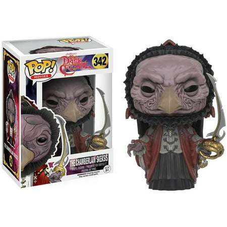 Funko Pop Movies Dark Crystal The Chamberlain Skeksis