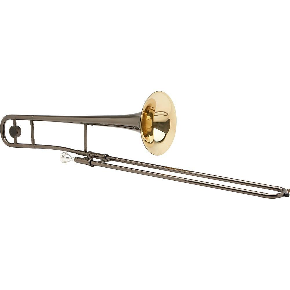 Giardinelli GTB-897 Black Nickel Series Trombone Black Nickel