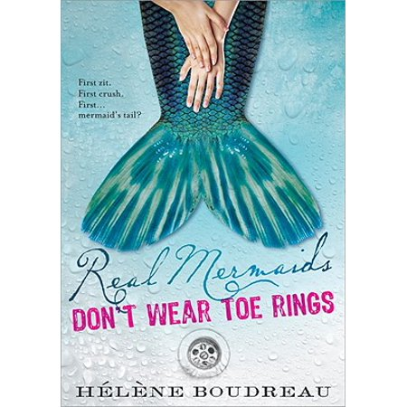 Real Mermaids Don't Wear Toe Rings - Real Evil Mermaids
