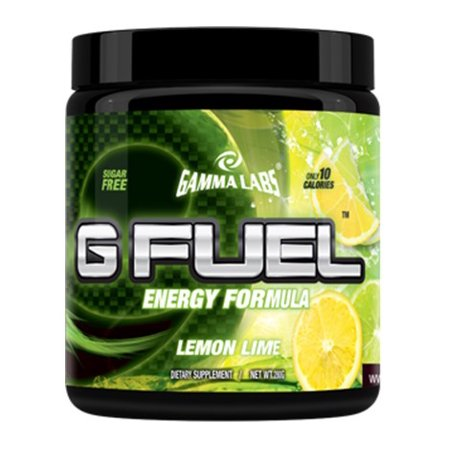 Gamma Enterprises G Fuel, Lemon Lime, 280 G