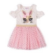 Little Lass Lace Cardigan and Tulle Skirt Dress & Pants, 2-Piece Outfit Set (Baby Girls)