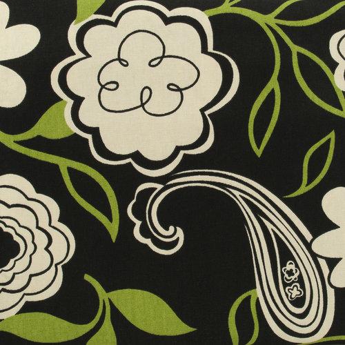 Cotton Duck Mod Floral