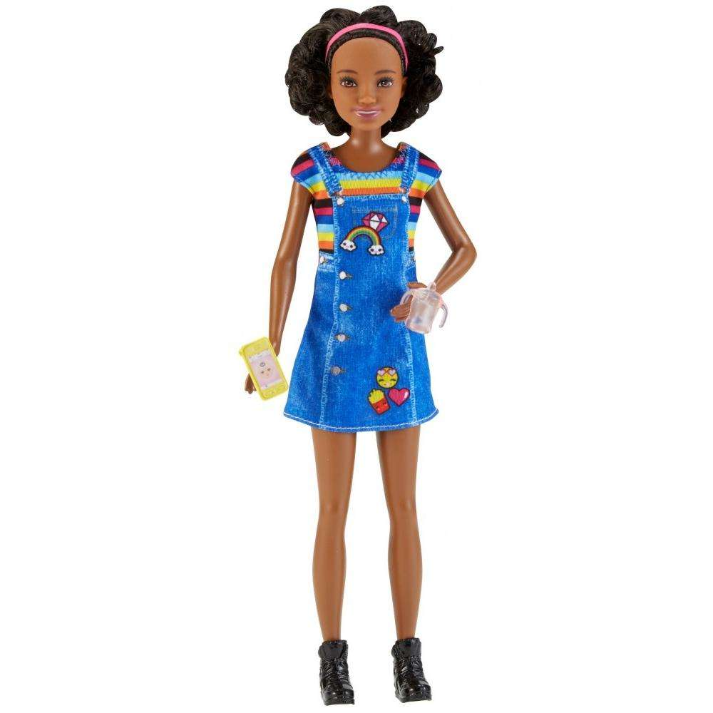 Barbie Nikki Doll and Accessories by Mattel