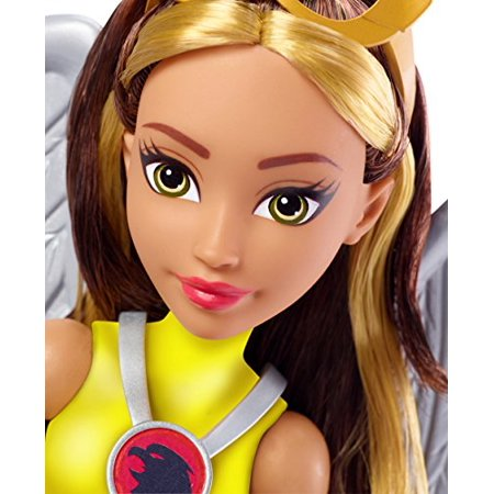 DC Super Hero Girls Hawk Girl Fashion Doll - image 3 of 4