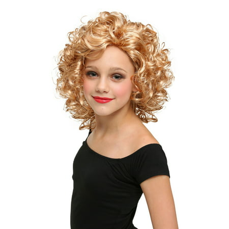 Grease Girls Bad Sandy Wig - Grease Sandy Wig
