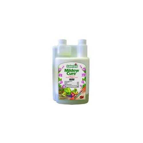 SaferGro Mildew Cure, Organic Fungicide, 32 oz Ready To Use Sprayer