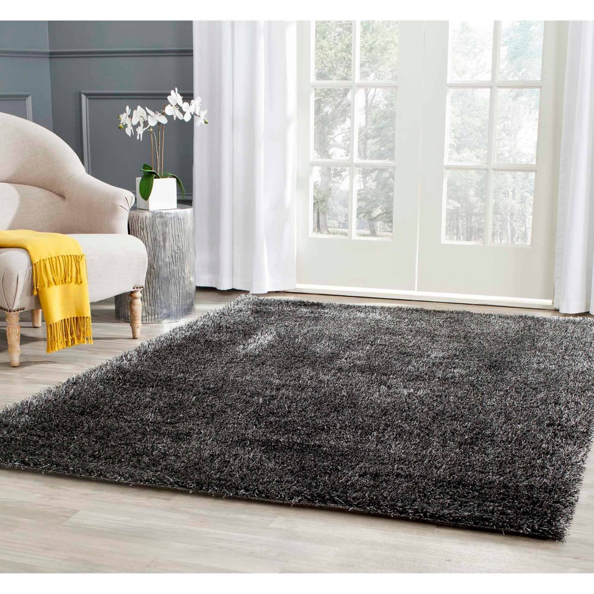 Safavieh Charlotte Power-Loomed Shag Area Rug