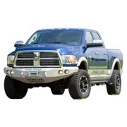Road Armor 40800B RDA40800B 10-14 DODGE RAM HD FRONT STEALTH WINCH BUMPER, SATIN BLACK