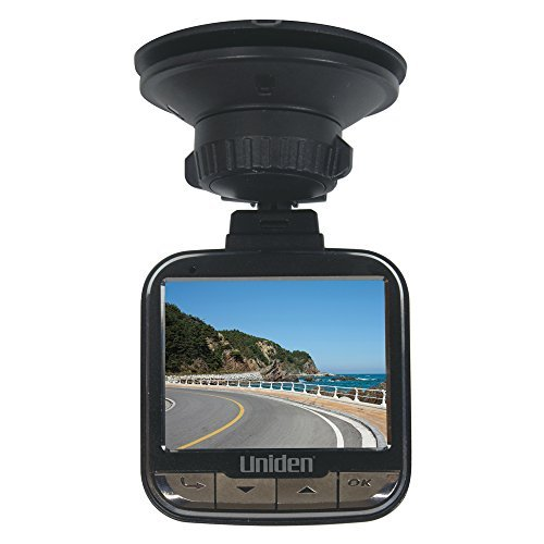 Uniden 1080p Full HD Dash Cam DC2