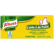 Knorr Cube Bouillon Chicken 3.1 oz, 8 ct