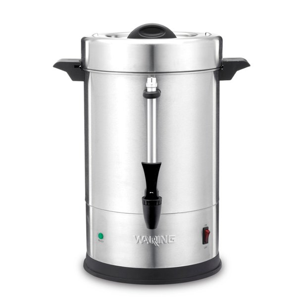 Waring WCU55 Coffee Urn with 55 Cup Capacity