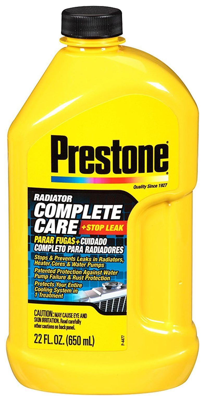 Prestone Radiator Complete Care Stop Leak