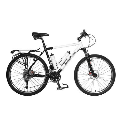Smith & Wesson Custom Police Force Mountain Bike with 22'' Frame