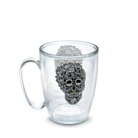 Tervis Mug - 16oz - Fiesta Vine & Skull