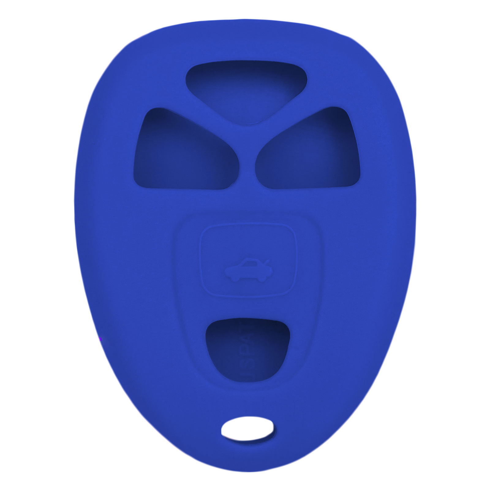 Keyless2Go New Silicone Cover Protective Case for Remote Key Fobs with FCC KOBGT04A OUC60270  OUC60221