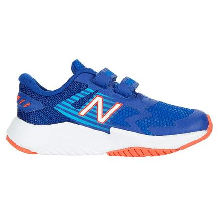 New Balance Kids Rave Run v1 (Infant/Toddler) Marine Blue/Vision Blue Marine Kids Shoes
