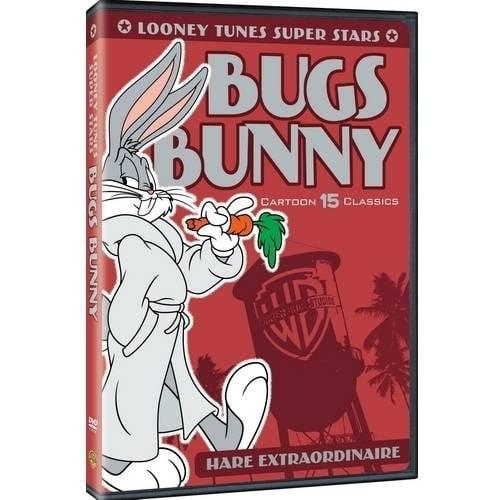 LOONEY TUNES SUPER STARS-BUGS BUNNY HARE EXTRAORDINAIRE (DVD/ECO)