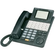 Refurbished Panasonic KX-T7436B Digital Corded Phone With Extra Device Port