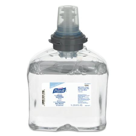 Purell Advanced Instant Hand Sanitizer Foam, 1000mL Refill, - Foam Hands