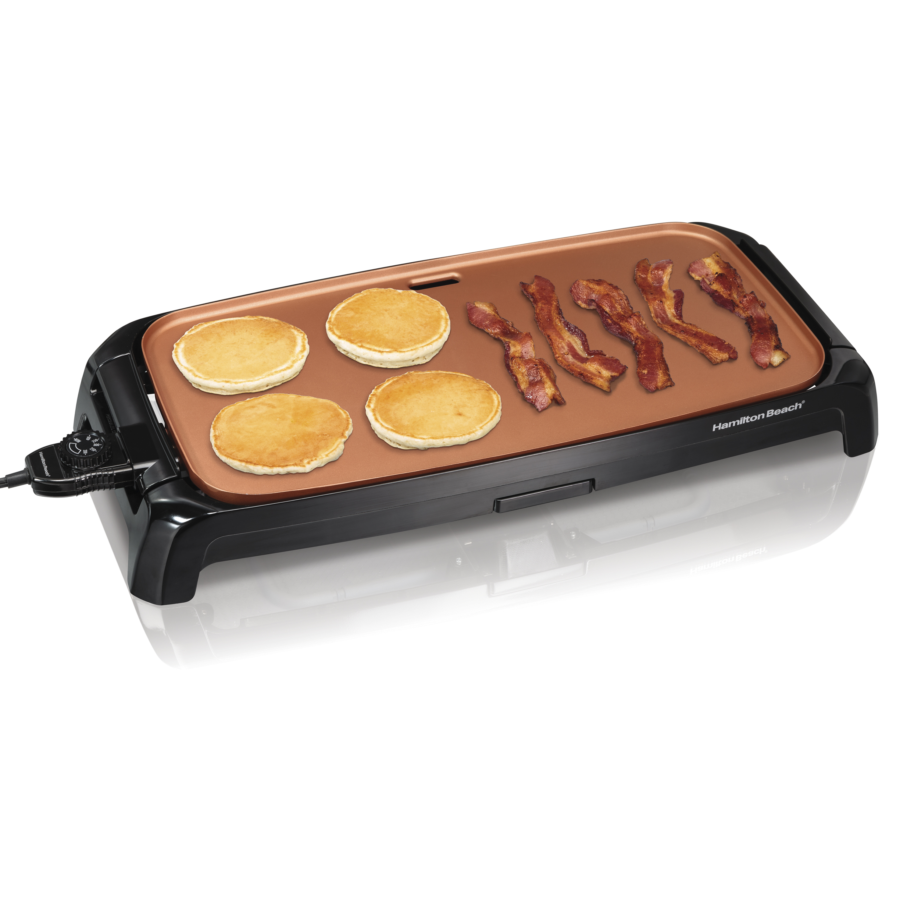 Hamilton Beach® Reversible Durathon® Ceramic Griddle