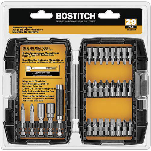 Bostitch 29-Piece Screwdriving Set, BSA229SDM