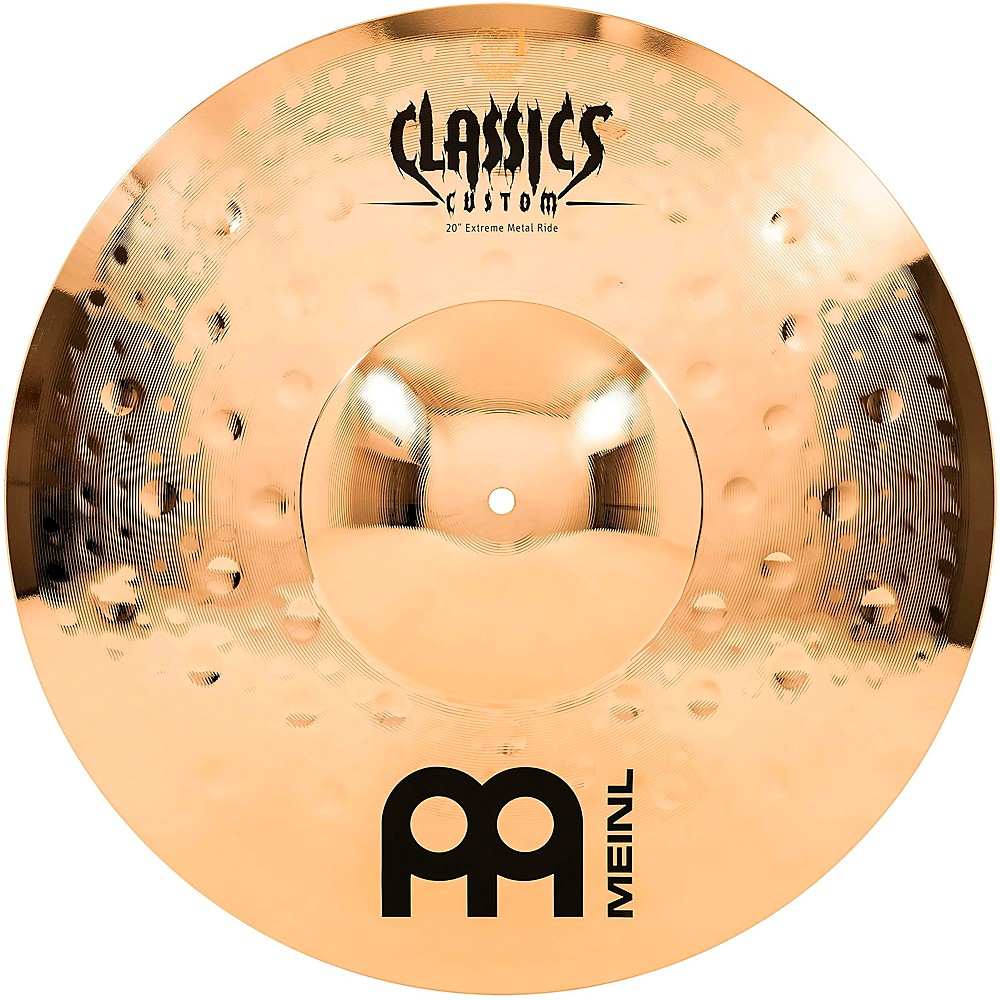 Meinl Classics Custom Extreme Metal Ride Cymbal 20 in.
