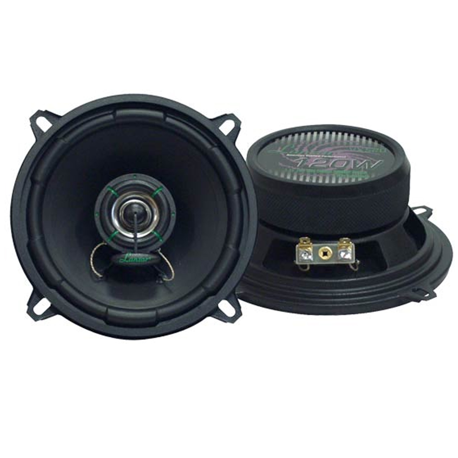 "Lanzar VX 5.25"" Two-Way Speakers"