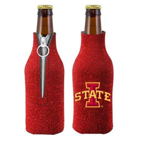 MKW 8686745258 Iowa State Cyclones Bottle Suit Holder - Glitter - image 1 of 1
