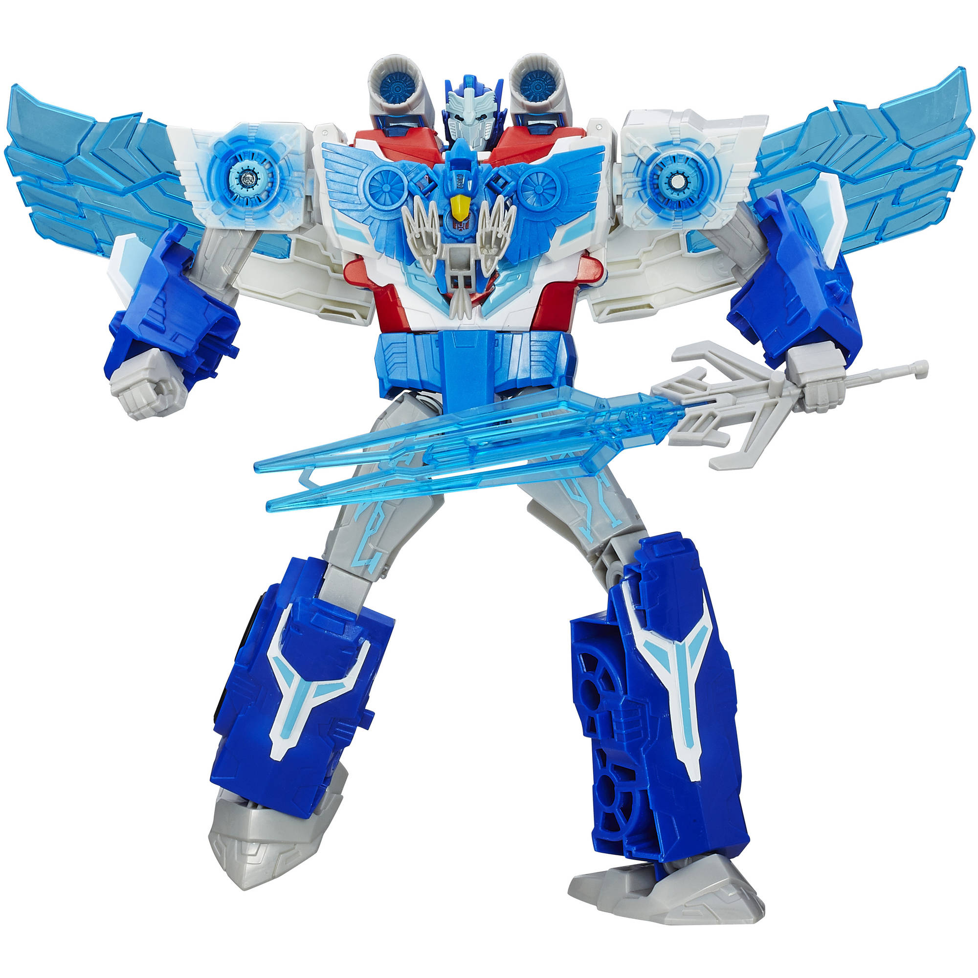Transformers: Robots in Disguise Power Surge Optimus Prime and Aerobolt by Hasbro