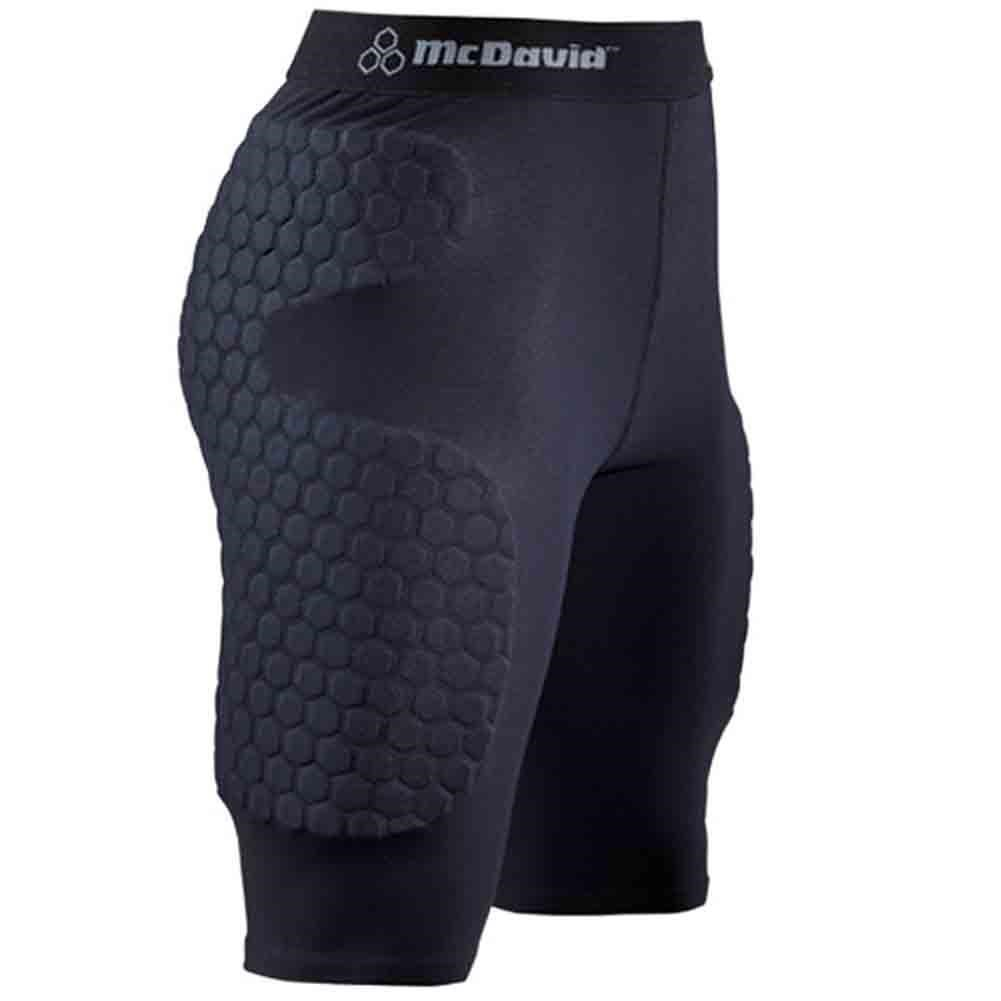 McDavid Classic 9986 Hex Pad Freeride Protection Short Bl...