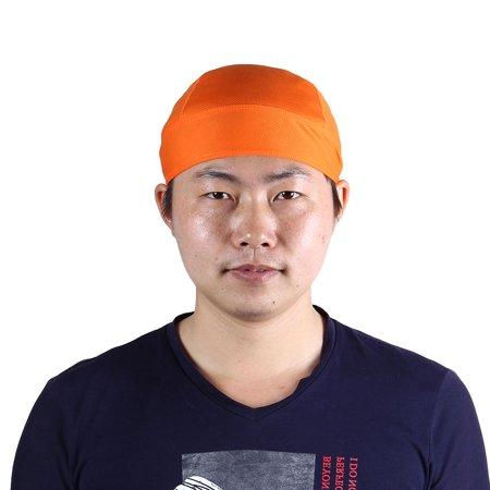 Warm Balaclava - Motorcycle Cycling Bike Hiking Protect Warm Face Mask Balaclava Hat Cap Orange