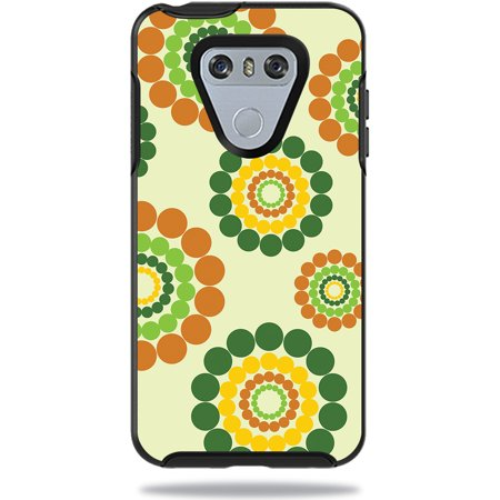 Skin For OtterBox Symmetry LG G6 Case – Hippie Flowers | MightySkins Protective, Durable, and Unique Vinyl Decal wrap cover | Easy To Apply, Remove, and Change Styles | Made in the USA](Easy Hippie Outfit)