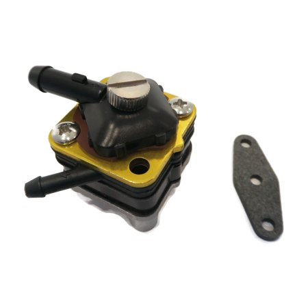 FUEL PUMP w/ GASKET for Johnson Evinrude 18-7350 6hp 8hp 9.9hp 15hp Engine Motor Engine Motor Gasket