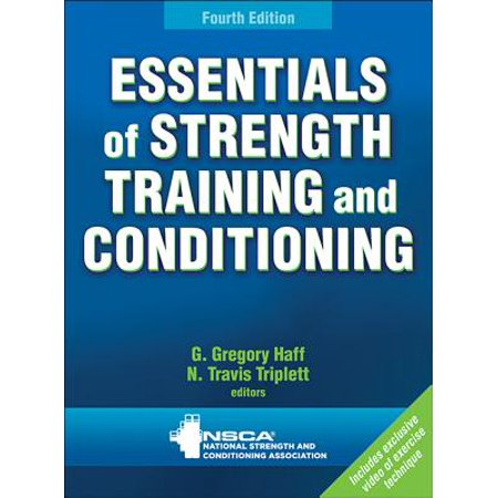 Essentials of Strength Training and Conditioning 4th Edition with Web (Essential Of Psychology 4th Edition By Jeffrey Nevid)