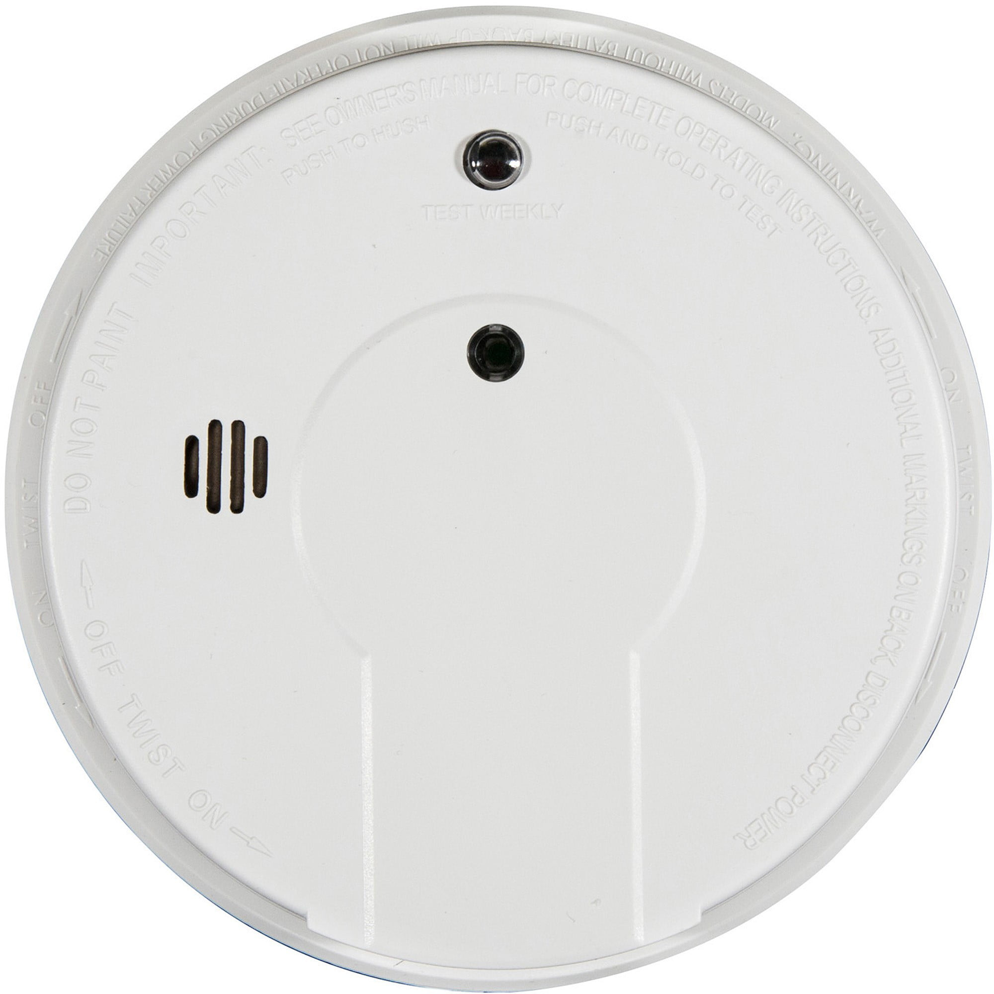 kidde firex photoelectic smoke detectors hardwired 120