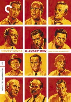 12 Angry Men (DVD) by Criterion Collection