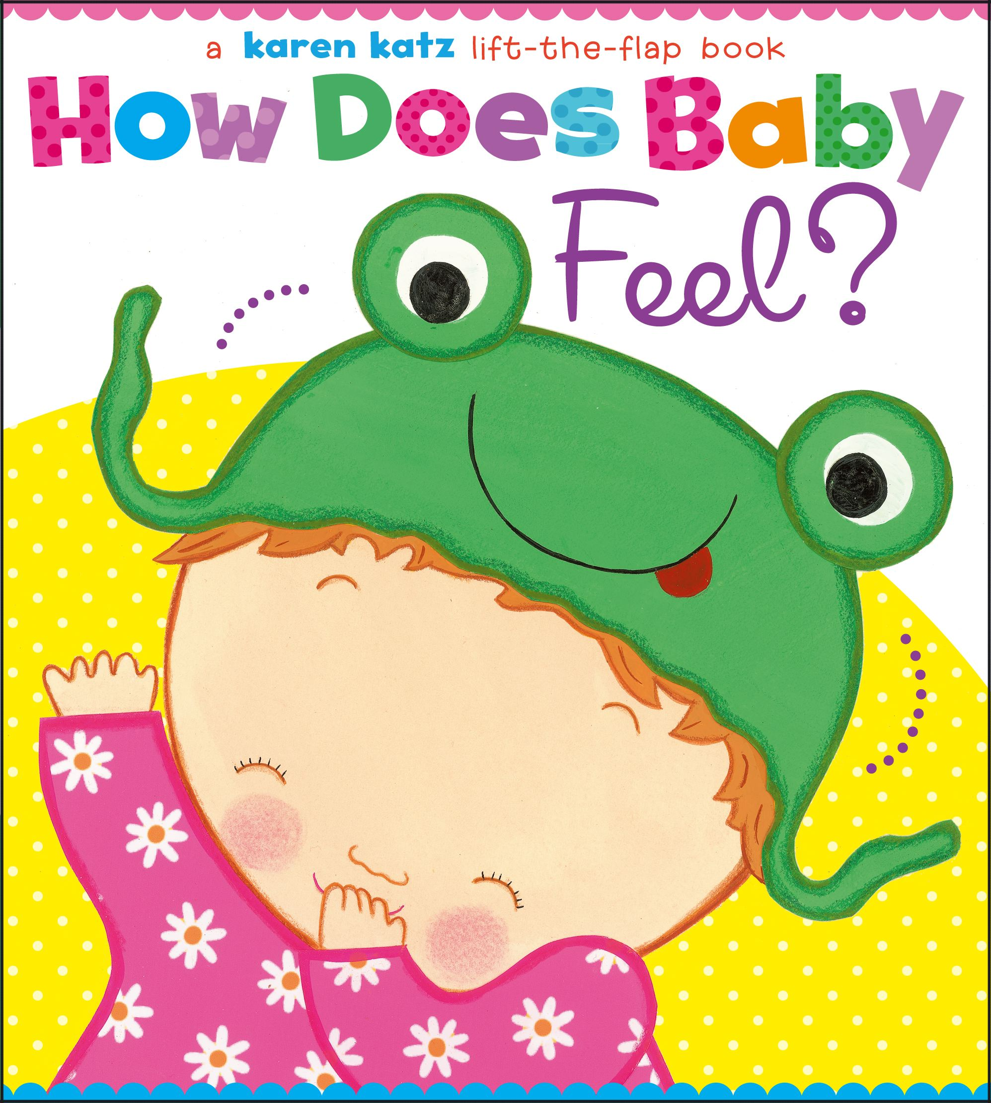 How Does Baby Feel (Board Book)