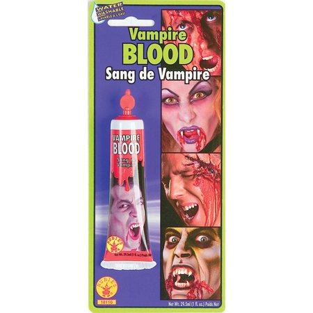 Vampire Blood Makeup Rubies - Men's Vampire Makeup