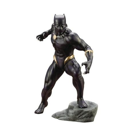 Kotobukiya Marvel Avengers Series Black Panther Artfx Statue
