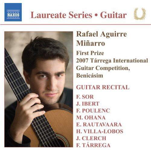 Rafael Aguirre Minarro - Guitar Recital [CD]