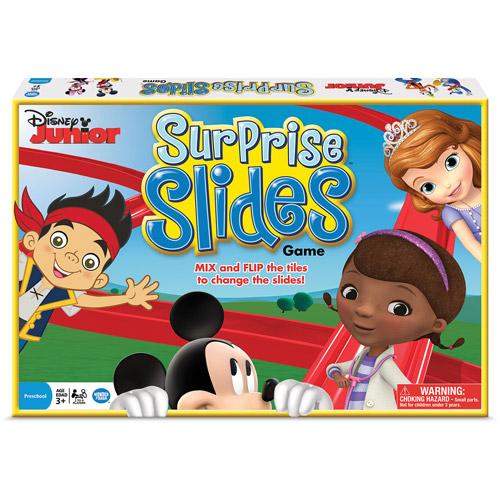 Disney Junior Surprise Slides Game
